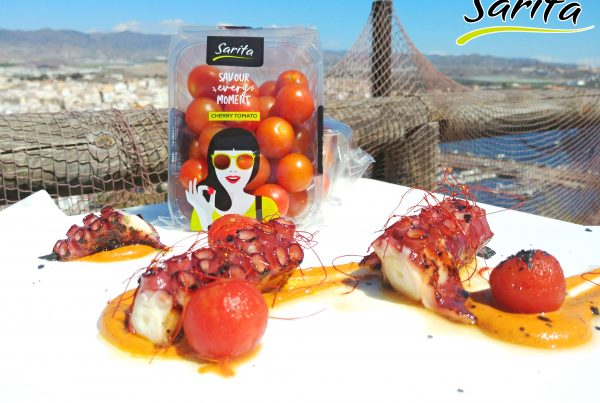 recetas con tomate cherry